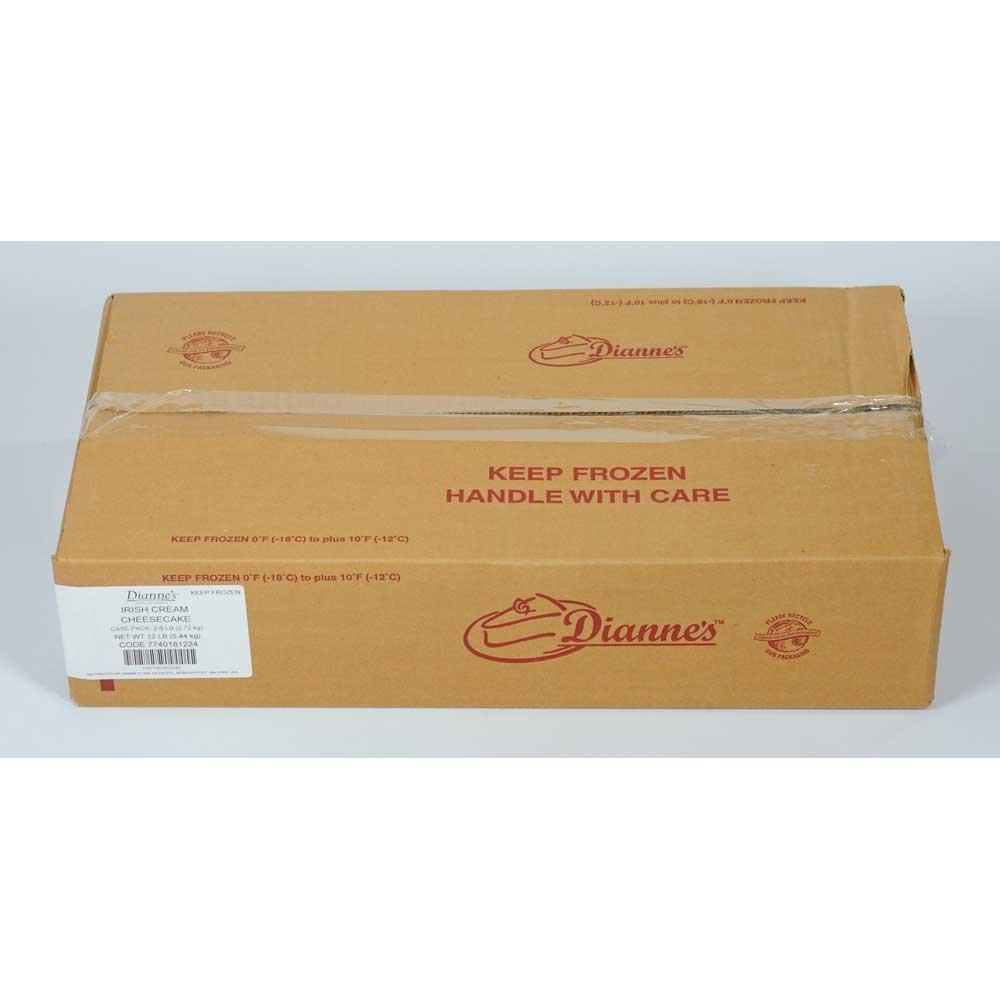 Baileys Irish Cream Cheesecake, 6 Pound -- 2 per case. by Diannes Fine Desserts (Image #3)