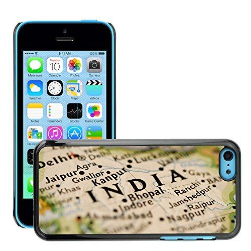 Premio Sottile Slim Cassa Custodia Case Cover Shell // V00002394 Inde Carte // Apple iPhone 5C