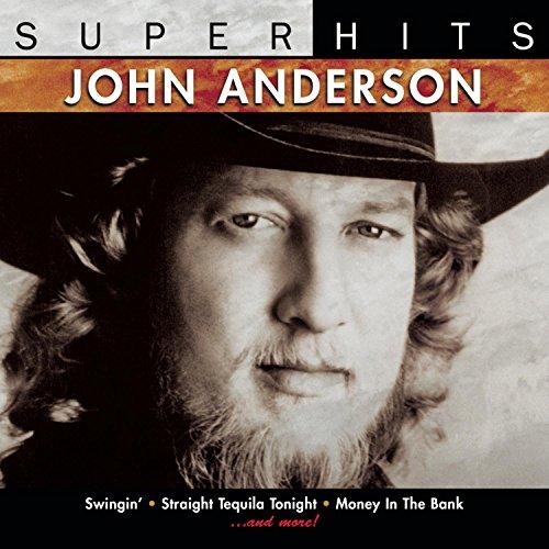 Super Hits: John Anderson Anderson Cd