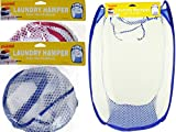 LAUNDRY HAMPER 38*38*60CM JUMBO , Case of 96