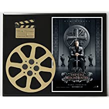 THE LAST WITCH HUNTER LIMITED EDITION MOVIE REEL DISPLAY
