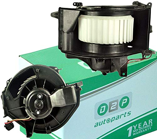 D2P HEATER BLOWER FAN MOTOR FOR A6, OCTAVIA 4F0820020: