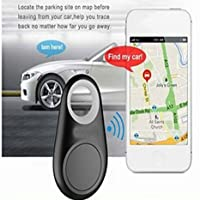 Soviton Intelligenter Bluetooth-Tracker, GPS-Ortungsgerät, zum Finden des Schlüssels, Geldbeutels, Haustiers