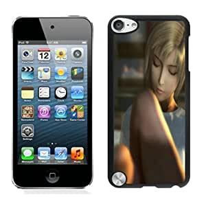 Popular Designed Case With Aya Sleeping Cover Case For iPod Touch 5th Black Phone Case CR-051