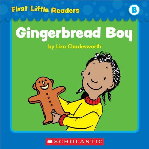 Gingerbread Man Frosting - First Little Readers: Gingerbread Boy (Level B)