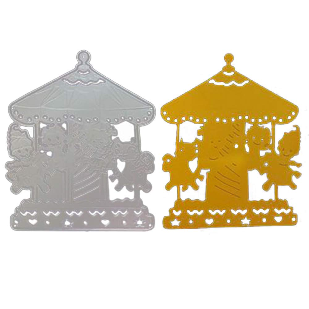 WOCACHI Metal Cutting Dies Stencils Scrapbooking Embossing Mould Templates Handicrafts Paper Cards DIY Card Making 1112-1 E