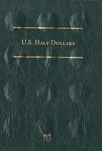 1839 Hard Cover U. S. Half Dollars 1839 to Date Littleton Folder LCFH – Archival Quality Empty by Littleton Custom Coin Folder (2001-2006) Album