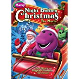 Night Before Christmas: The Movie