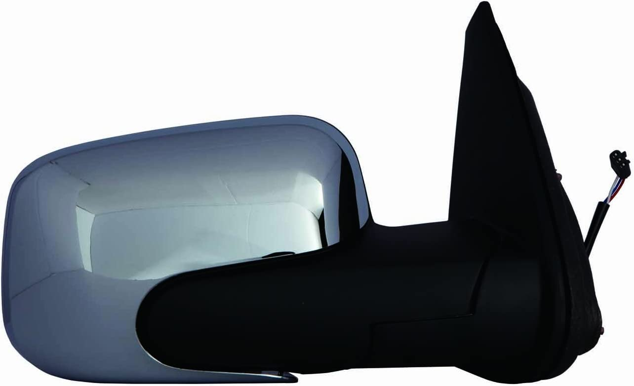 Depo 333-5406R3EBN Chrysler Sebring Convertible Passenger Side Non-Heated Power Replacement Mirror