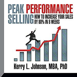 Peak Performance Selling Speech