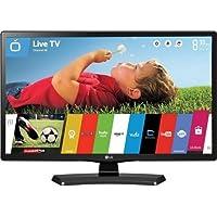 LG 24MT48DF-PZ 24-inch Smart HD Ready  Widescreen 1366x768 LED TV [Energy Class A]