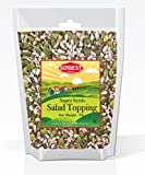 Sunbest Salad Toppings ,Healthy Super Seeds (Sunflower Kernels,Pumpkin Kernels,,Flax Seeds,Chia Seeds, Hemp Seeds)Raw in Resealable Bag Non Gmo,Vegan ,Kosher, 32 Ounce (2 Lb)
