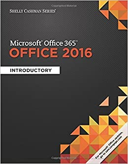 Shelly Cashman Microsoft Office 365