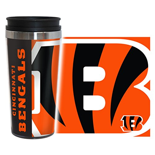 Cincinnati Bengals Travel Mug - 4