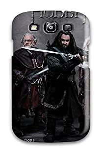 Hot Snap-on The Hobbit 20 Hard Cover Case/ Protective Case For Galaxy S3 wangjiang maoyi