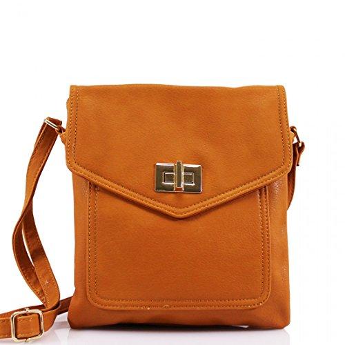 Shoulder Messenger Bag Handbag Faux Women Body Black Satchel Tote Ladies Cross Leather nWqx0cIX