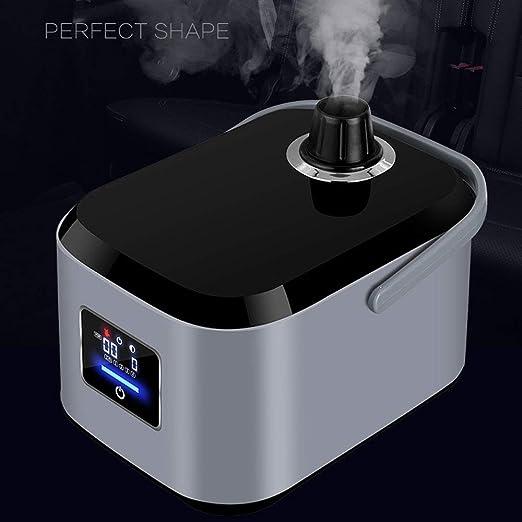 HXPH Ambientador de Coche purificador de Aire Aire Acondicionado ...