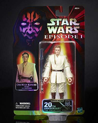 Star Wars Celebration Black Series OBI-Wan Kenobi (20th Anniversary Figure)