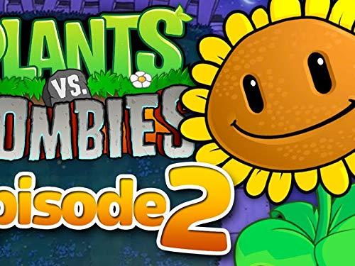 Clip: World 2! Mushrooms! (Planes Vs Zombies 2)