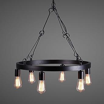 BAYCHEER Wohnzimmer Lampe Retrolampe Esszimmer lampe Hängelampe ...