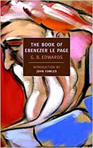 The Book Of Ebenezer Le Page New York Review Books border=