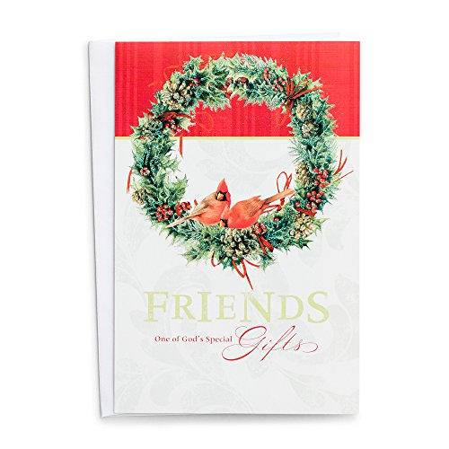 Card Friends Christmas - Christmas Boxed Cards - Friends, One of God's Special Gifts