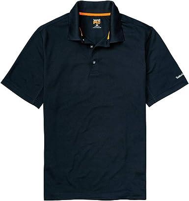 Timberland PRO Hombre Manga corta Camisa polo: Amazon.es: Ropa y accesorios