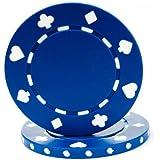 Trademark Poker Striped Chip, 11.5gm