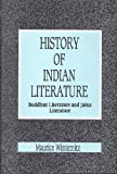img - for A History of Indian Literature Vol II. Buddhist Literature and Jaina Literature book / textbook / text book