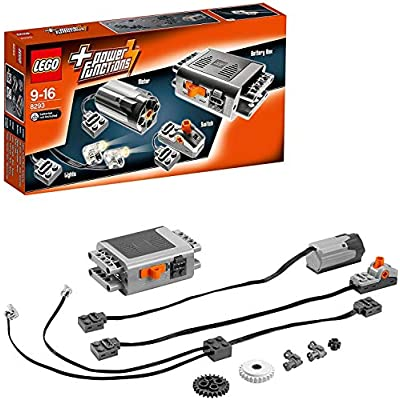 LEGO Power Up Technic Creations: Toys & Games