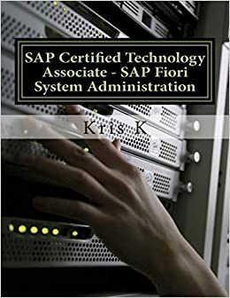 Fiori K.Sap Certified Technology Associate Sap Fiori System