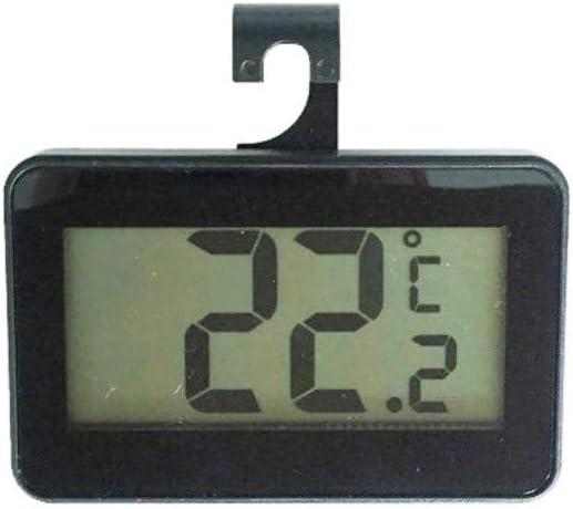 Yue668 - Termómetro Digital (2 Unidades, 1,5 V, con sonda para ...