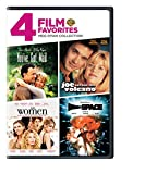 4 Film Favorites: Meg Ryan (The Women, You've Got Mail: Deluxe Edition, Joe Versus The Volcano, Innerspace)
