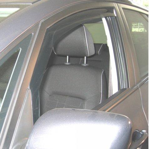 desde 2011 Deflectores de aire antimanchas Antiturbo Farad Hyundai ix20 5 p