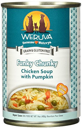 Weruva Funky Chunky Canned Dog Food Case 14oz