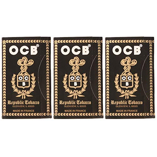 Papel para cigarrillos sin engomar frances pack 3 450 unidad