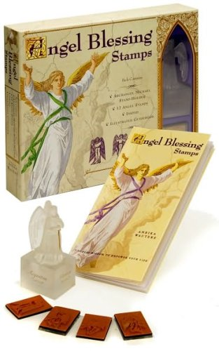 Angel Blessing Stamps (August 2008) - Angel Blessing Stamps