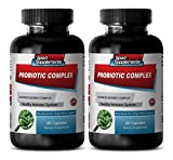 Cheap Anti mold supplement – PROBIOTIC ADVANCED BLENDED COMPLEX FOR DIGESTIVE SYSTEM – Probiotic culture – 2 Bottles 120 capsules