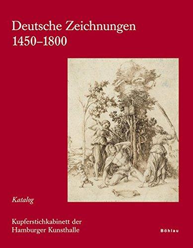 Deutsche Zeichnungen aus dem Kupferstichkabinett der Hamburger Kunsthalle 1450-1800: 2 Bde. (Die Sammlungen der Hamburger Kunsthalle - Kupferstichkabinett)