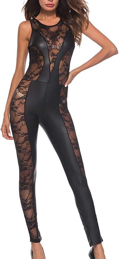 Women Plus Size Fishnet Pantyhose Lingerie Open Crotch Full Fancy Stockings