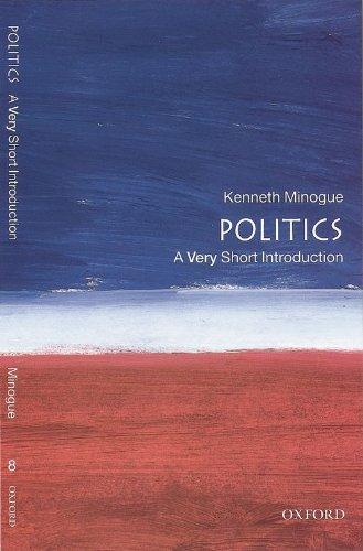 Politics A Very Short Introduction