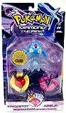 Pokemon Diamond & Pearl Series 5 Basic Figure 3-Pack Kricketot, Azelf & Wormadam [Trash]
