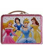 Disney Princess Coin mini Tin box : Belle , Aurora Cinderella
