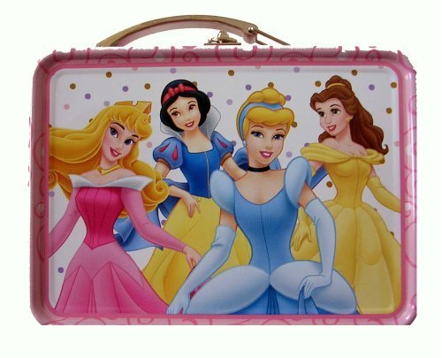 (Disney Princess Coin mini Tin box : Belle , Aurora Cinderella)