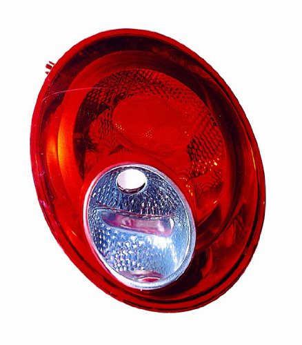06 Tail Light Lamp - Volkswagen New Beetle 06-10 Rear Tail Light Lamp Lh