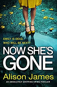 Now She's Gone by Alison James ebook deal
