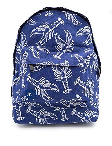 Mi-Pac Women's Lobsters Women's Backpack In Blue Blue by Mi-Pac