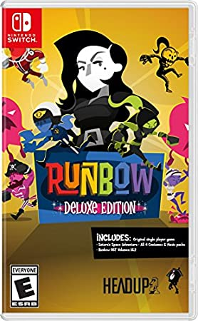 Runbow Deluxe Edition - Nintendo Switch