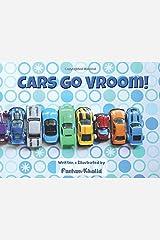 Cars Go Vroom! Paperback