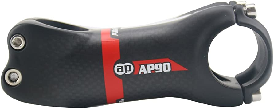 GANOPPER MTB Vorbau Rennrad Vorbau 31.8 60mm 80mm 20 /° Mountainbike Short Lenker Vorbau F/ür Track Bike DH Vorbau Schwarz